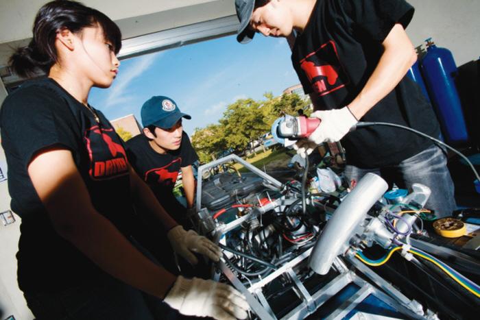 [월간중앙 9월호]한국기술교육대 '글로벌 인재' 키우는 비밀