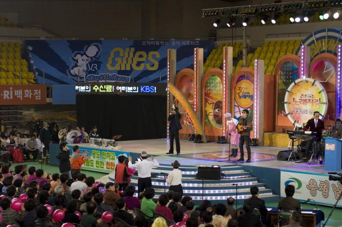 한기대생 3명 'KBS 전국노래자랑' 출연
