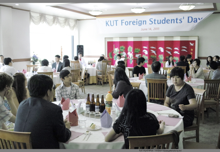 KUT foreign Student's Day