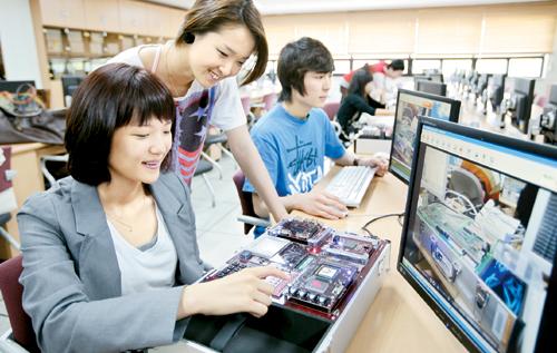 [매일경제]한국기술교육대 절반은 대기업 ·공기업