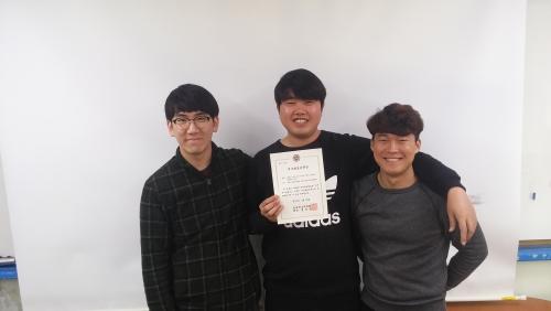 코리아텍 민준기 교수, 대학원생 3명 한국정보과학회 '우수발표논문상'