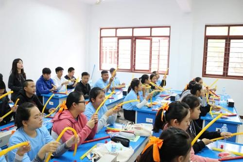 [베리타스알파]코리아텍, 라오스 2018 동계 국외봉사 호응
