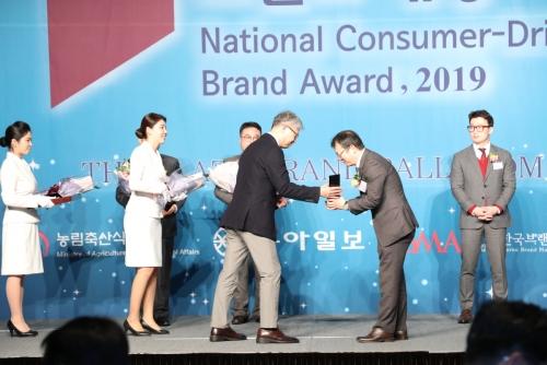 코리아텍 온라인평생교육원 '국가 소비자중심 브랜드 - 직업훈련교육부문 대상'