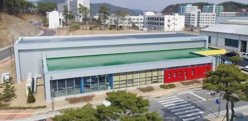 코리아텍 세계 최초 '5G기반 스마트 러닝 팩토리' 개관