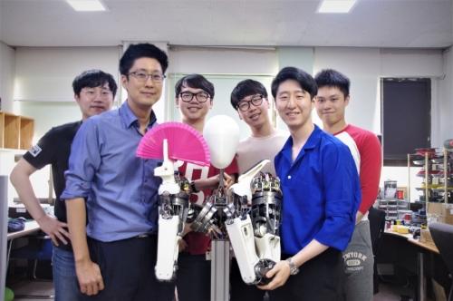 코리아텍 김용재 교수 국제로봇학회서 우승 쾌거
