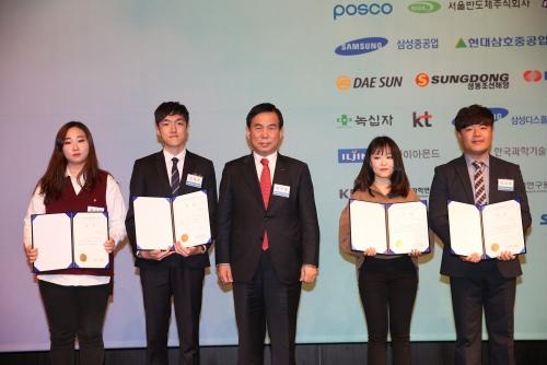 코리아텍 학생들 '특허전략 유니버시아드' 우수상 2팀 수상