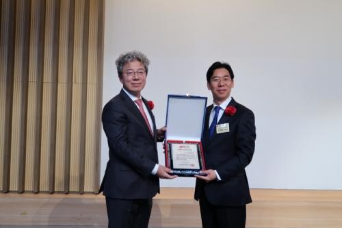 코리아텍 이상곤 교수 'IT서비스 우수연구인상'