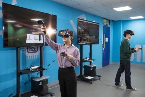 한국기술교육대,  AR/VR 분야 인재 양성 선도