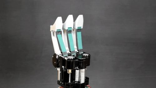 새로운 구조의 로봇 손 BLT Gripper - 한국기술교육대 김용재 교수 인터뷰