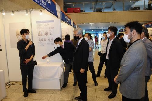 한국기술교육대, '집중학기제 졸업연구작품 전시회' 개최