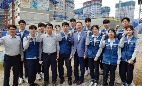 [탐방]한국기술교육대 IPP(장기현장실습) 현장'포스코건설 부평'