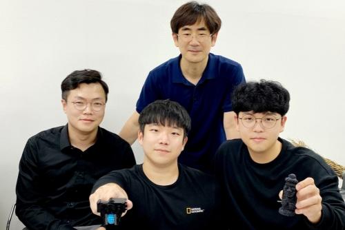 한국기술교육대 김상연 교수 '굳기가 자유자재로 변화하는 로봇용 인공피부 개발'