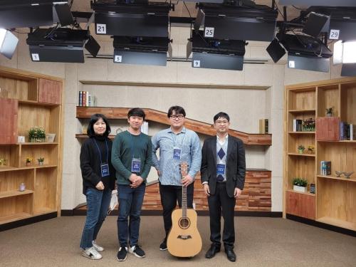 한국기술교육대, '산학협력 EXPO 캡스톤 디자인 경진대회' 최우수상 수상